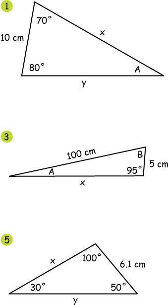 Non Right Triangle Trig